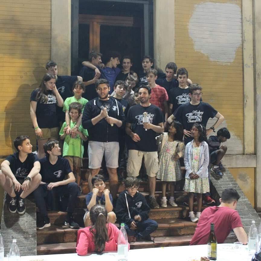 Hockey Imola, grande successo alla festa per la promozione dello sport