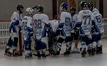 La Stagione 2020-21 parte col piede giusto per L'Hockey Imola