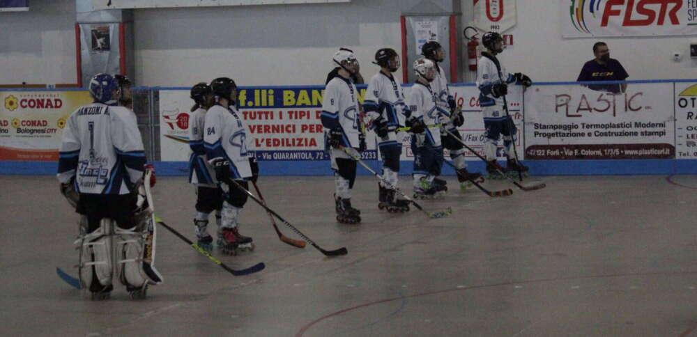 Hockey inline, Imola si fa valere