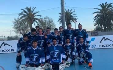 Hockey serie C, primo punto per Imola